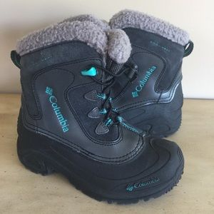 Columbia Cold Weather Winter Waterproof Snow Boots